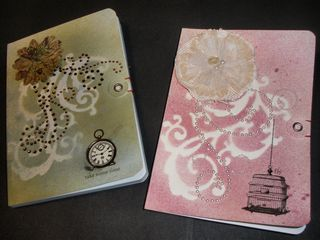 Embellished notebook 2