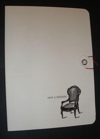 Embellished notebook 3