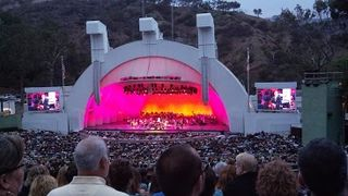 Pink martini hollywood bowl